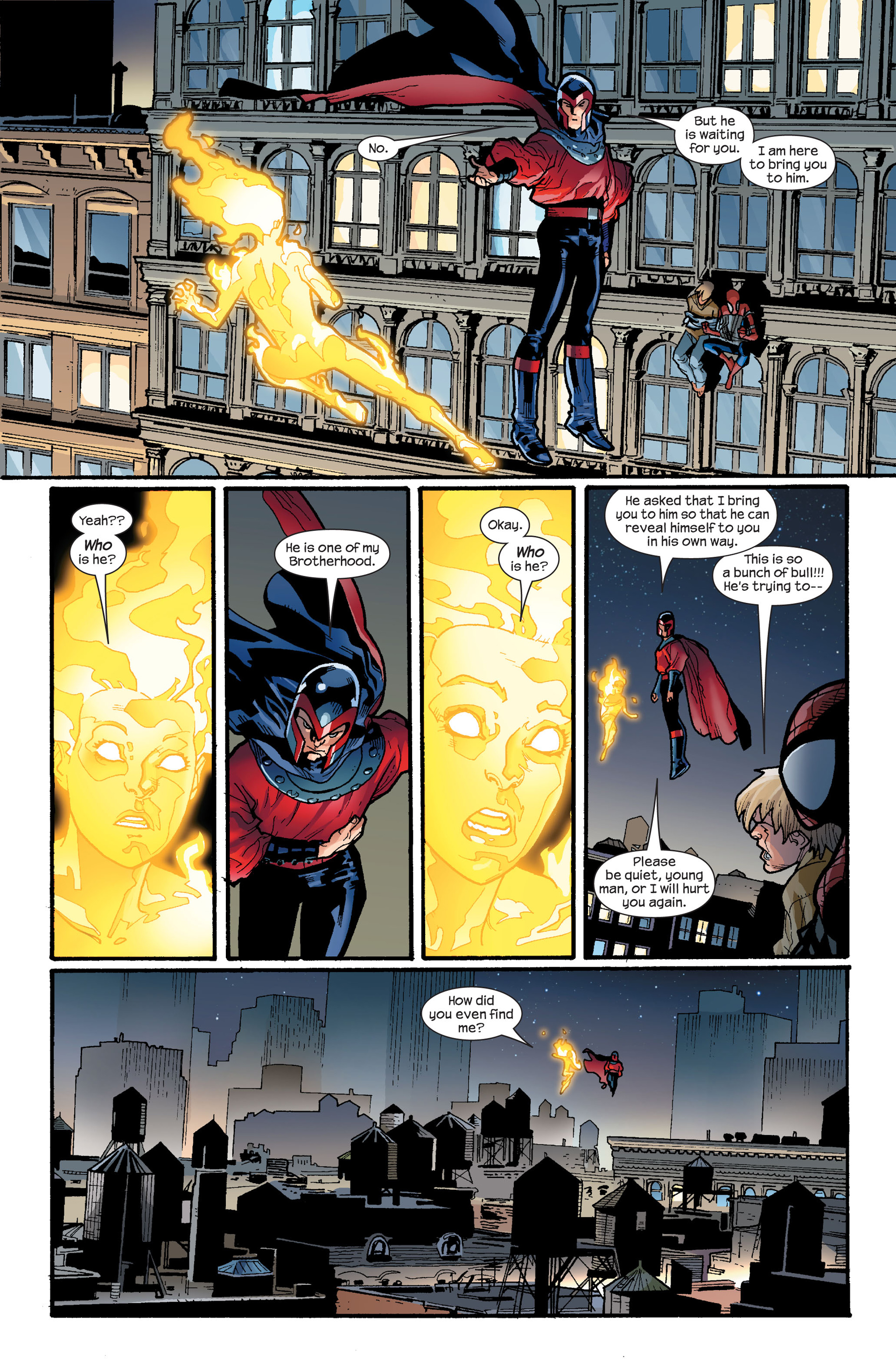 Read online Ultimate Spider-Man (2000) comic -  Issue #120 - 7