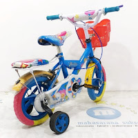 Sepeda Anak 12 Inci Erminio 22913 City Bike