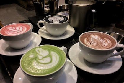 de CLASSE Gelato & Coffee cafe hits di Blitar