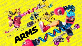 Arms game PC wallpaper
