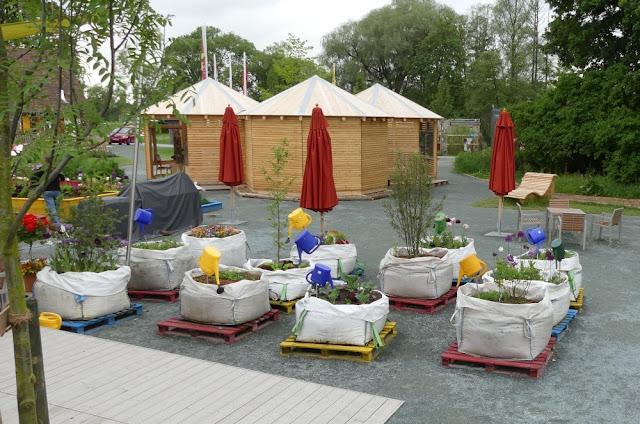 Landesgartenschau Bayreuth 2016 - Beete