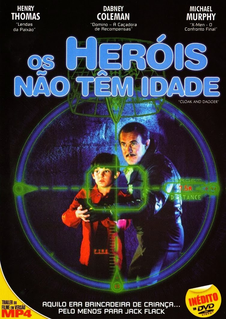 Os Heróis não Tem Idade – Legendado (1984)