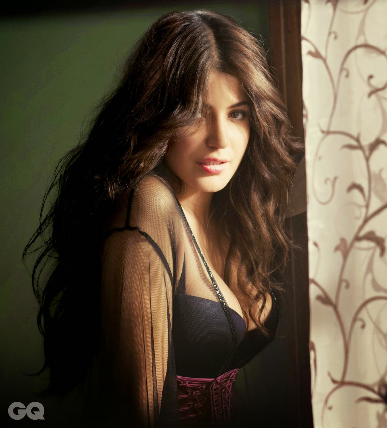 Anushka Sharma's Hottest GQ Photoshoot