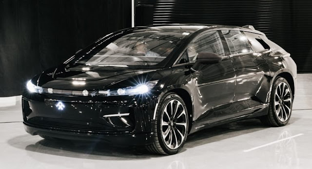 Electric Vehicles, Faraday Future
