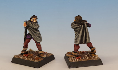 Talisman Assassin, Citadel Miniatures (1985, sculpted by Aly Morrison)