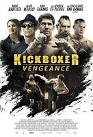 Kickboxer: Vengeance (2016) - Poster