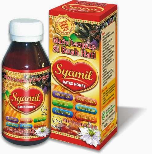 Madu Syamil - Kranji Herbal