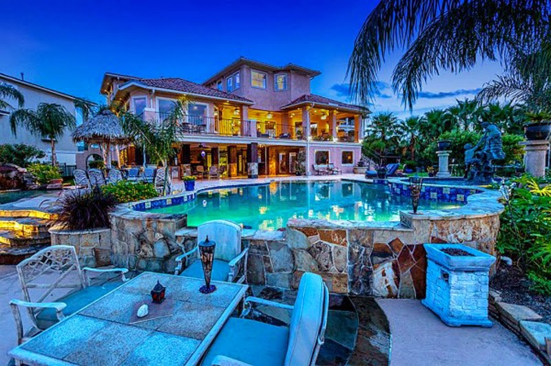Luxury Life Design 2 35 Million Mansion With Louis