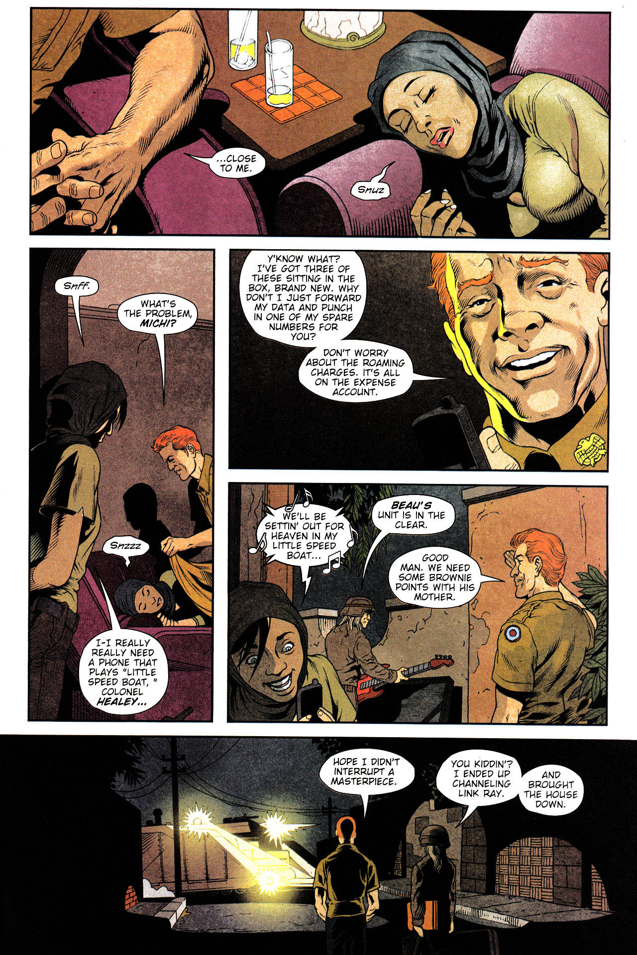 Read online Army @ Love comic -  Issue #2 - 21