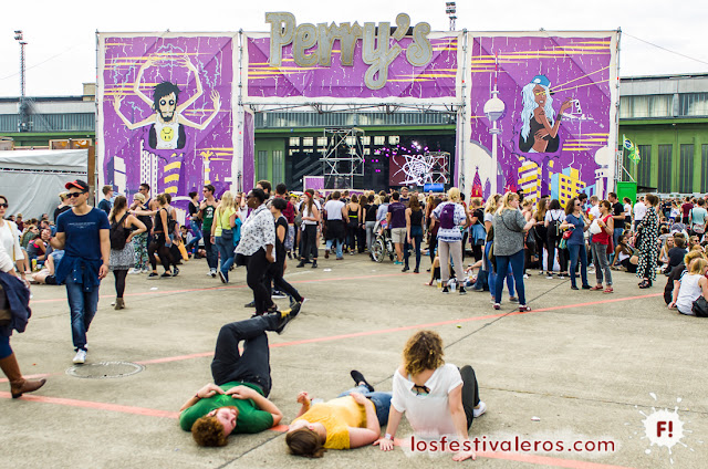 Lollapalloza, Berlín, Treptower Park, Festival, Música, Music