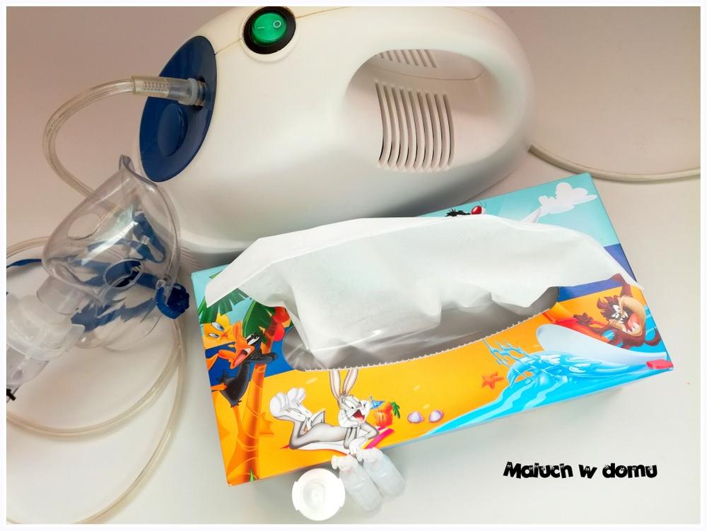 Jak postępować przy infekcjach nosa u dzieci
