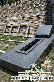 Makam Granite Kristen, Pusara Makam Kristen