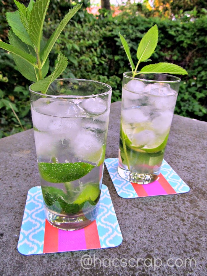 The perfect summer Mojito