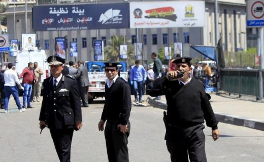 أسماء شهداء اليوم من أفراد الشرطة أثر حادث طريق حلوان الإرهابي الغشيم