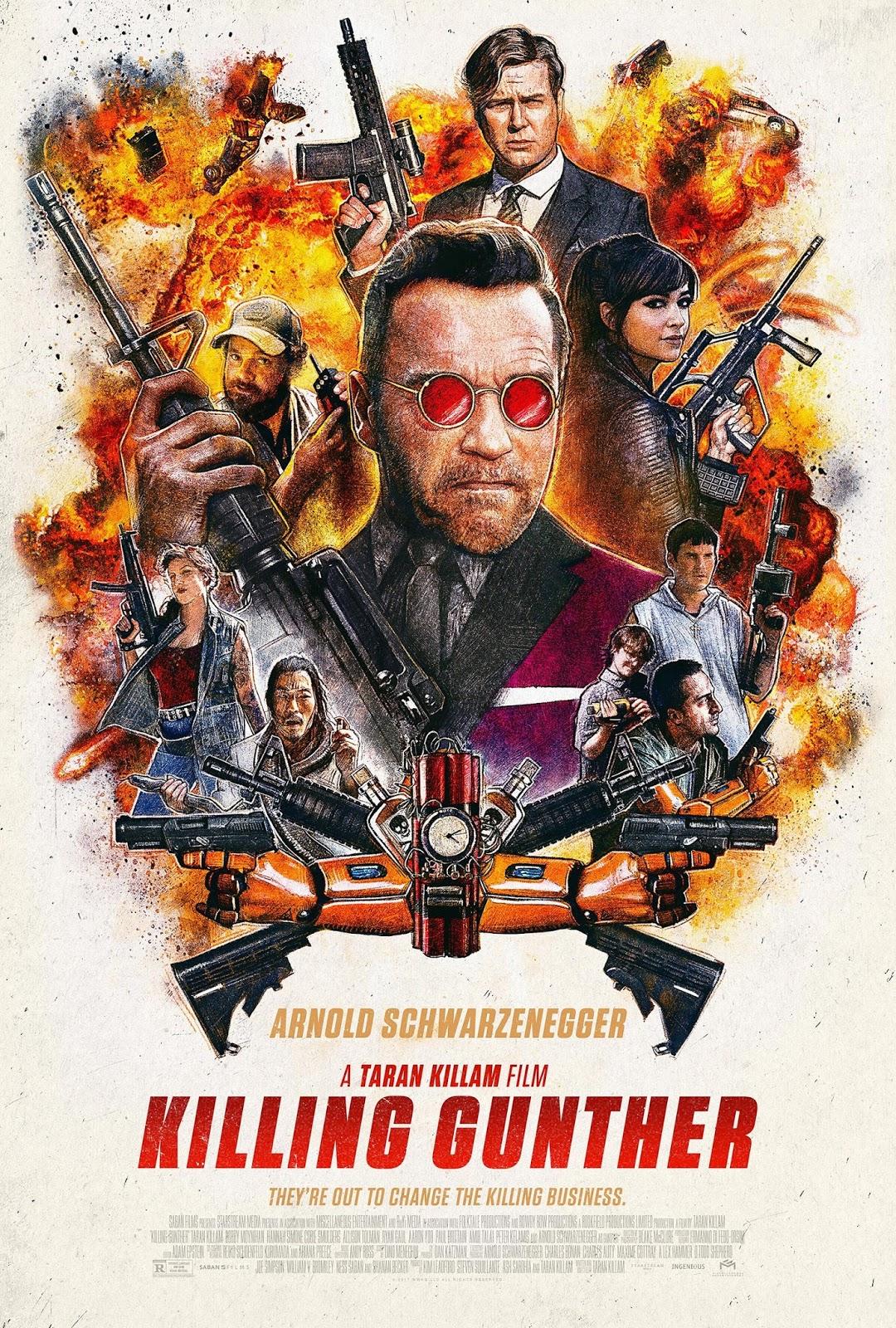 Killing Gunther 2017 Legendado