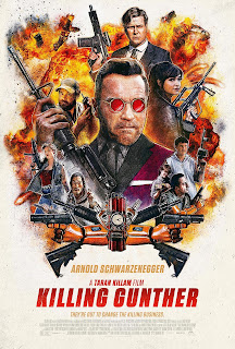 Killing Gunther - Poster & Trailer