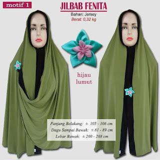 Model Jilbab syria instan jumbo
