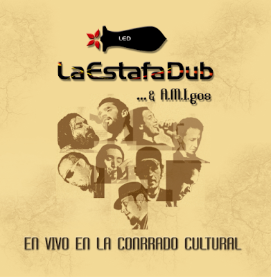 LA ESTAFA DUB - La Estafa Dub & Amigos (2010)