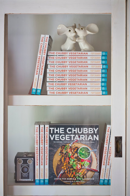 The Chubby Vegetarian Cookbook Release