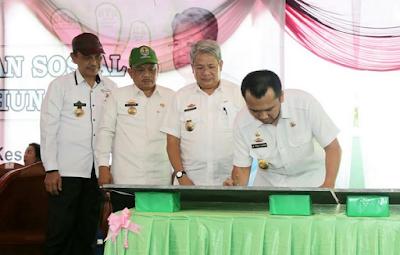 Gubernur Ridho Minta Akses Jalan ke Teropong Bintang Segera Dipercepat