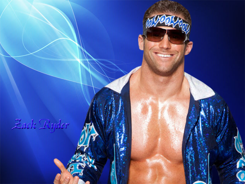 how tall is zack ryder