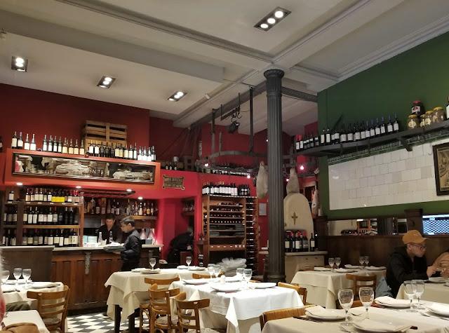 Restaurante Gran Parrilla del Plata em San Telmo