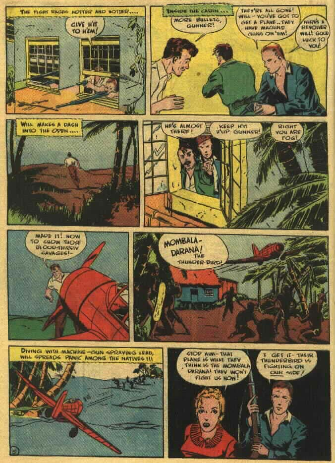 Read online Action Comics (1938) comic -  Issue #26 - 32