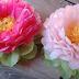 ไอเดียการทำดอกไม้จากกระดาษทิชชู
