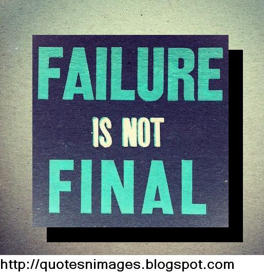 Inspirational Quotes About Failure: Quotes And Sayings: Quotes On Failure