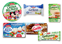 Logo Galbani: coupon del mese di ottobre 2018 Galbì, Galbanino, Santa Lucia, Certosa, Bel Paese