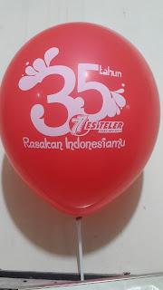Balon Printing / Balon Cetak