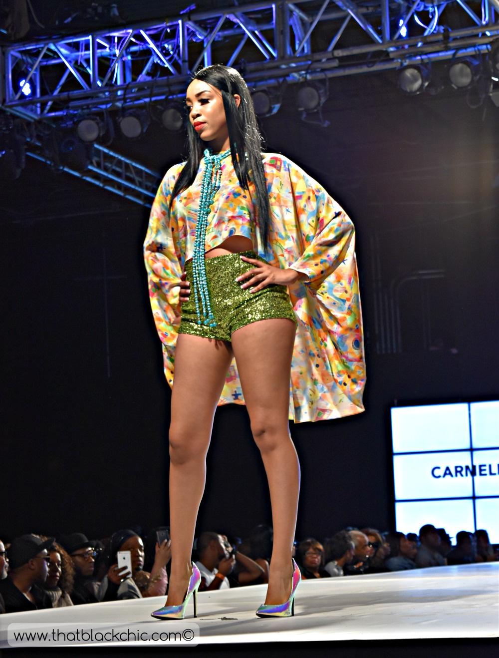 Philadelphia Fashion Week Couture Runway Show