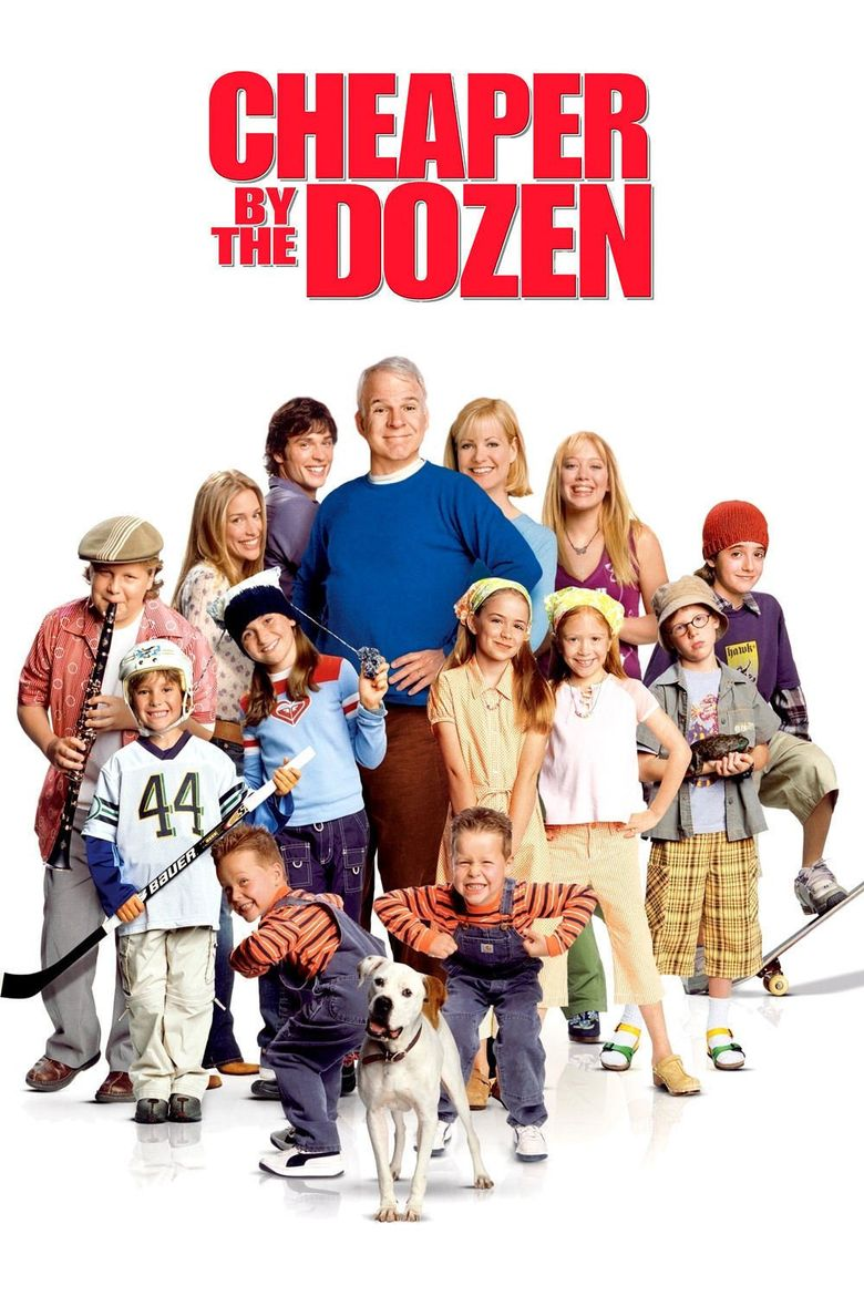 Cheaper by the Dozen [2003] [DVD9] [NTSC] [Latino]