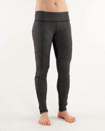 lululemon dressage pant zipper ruffle