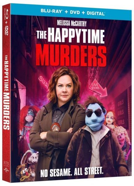 The Happytime Murders 2018 Eng BRRip 480p 300Mb ESub x264