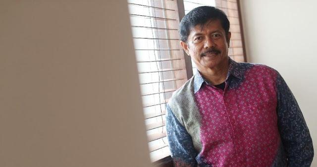 Indra Sjafri Tanggapi Rumor Dipecat PSSI