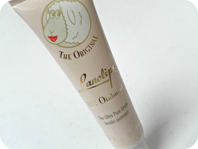 A picture of Lanolips 101 Ointment