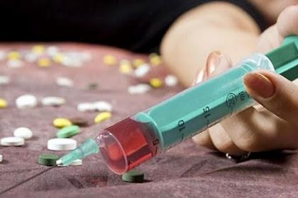 Artikel Mengenai Penyalahgunaan Narkoba, Psikotropika dan Zat Aditif