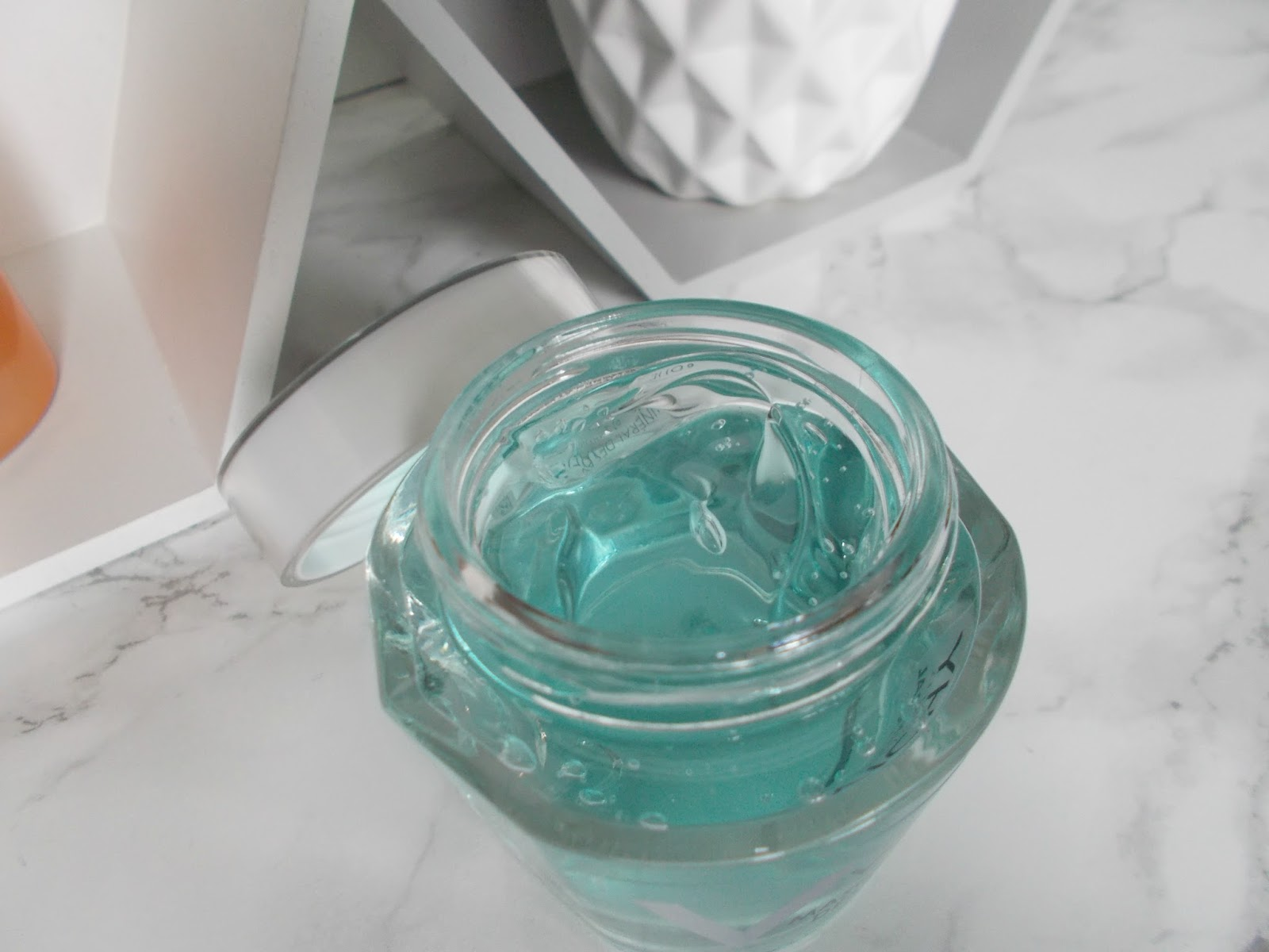 Vichy Quenching Mineral Mask review moisturiser