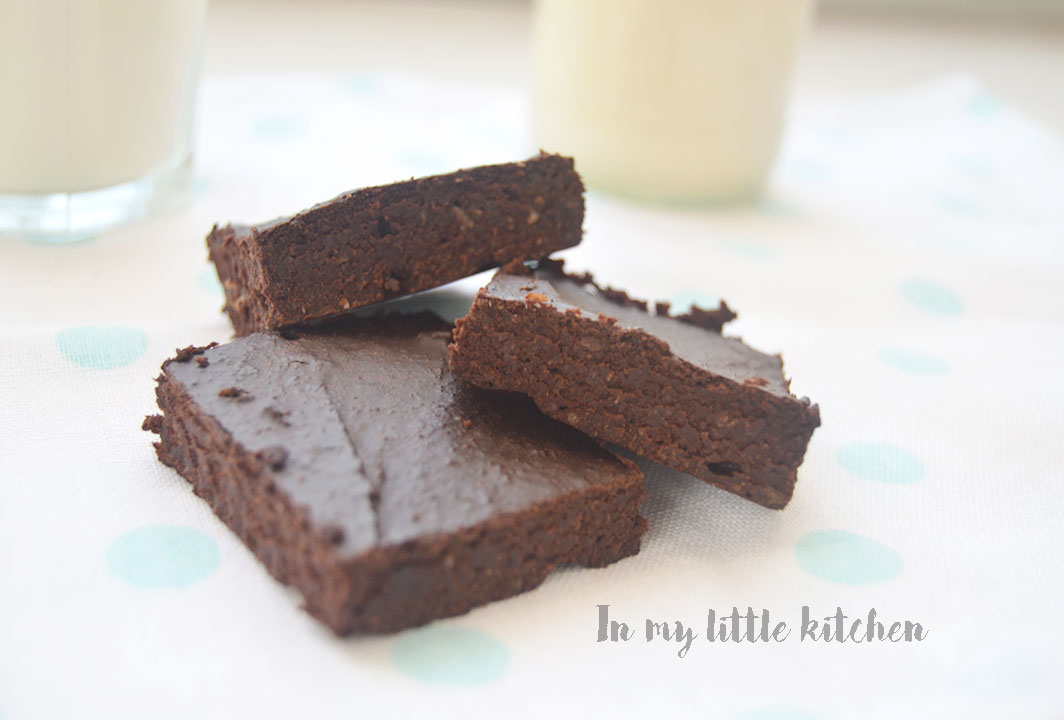 Brownie de chocolate de Lorraine Pascale