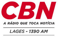 Rádio CBN AM 1390 de Lages SC