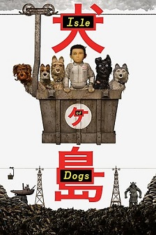 Ilha dos Cachorros (Isle of Dogs) (2018) WEBRip 720p | 1080p Legendado – Download Torrent
