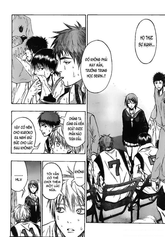 Kuroko No Basket chap 119 trang 2