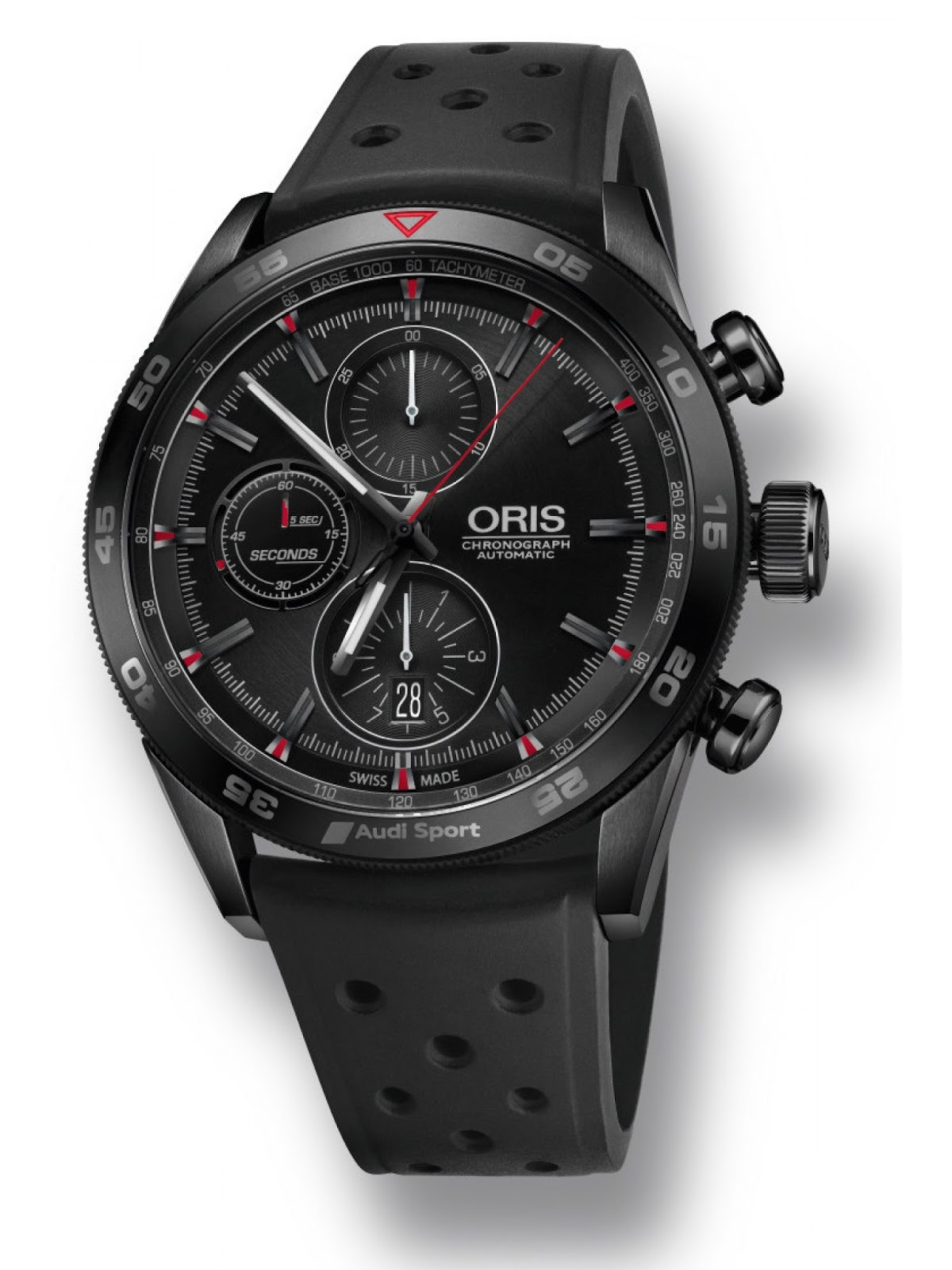 Oris Audi Sport 774 7661 7784 Set RS
