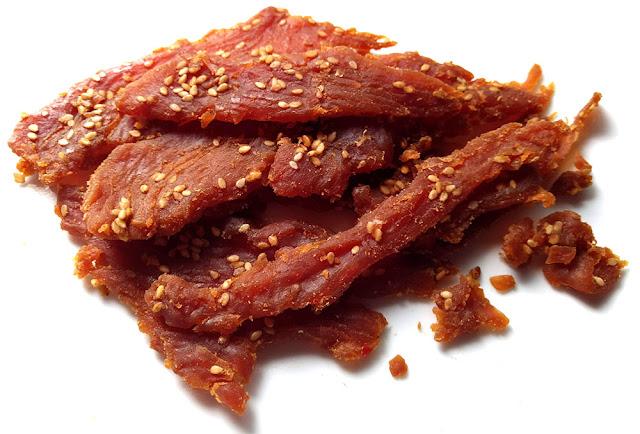 thai satay peanut sauce jerky