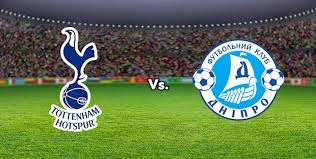 Spurs vs Dnipro
