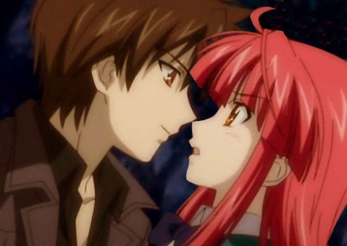 kaze no stigma kazuma and ayano relationship