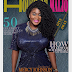 Mercy Johnson Excudes Glamour And Style On The Cover Of House Of Malik's Latest Issue