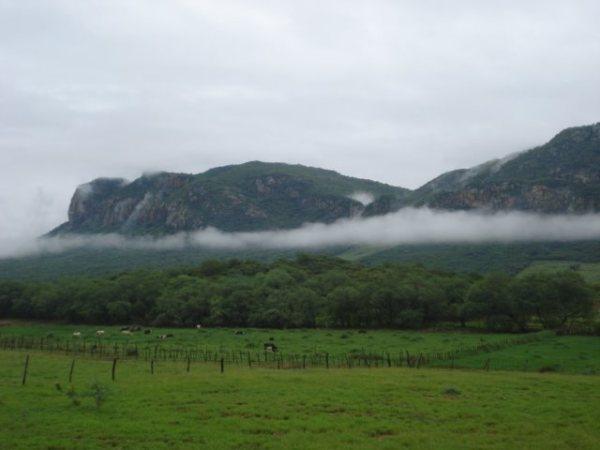 Resultado de imagem para chuva em serra talhada