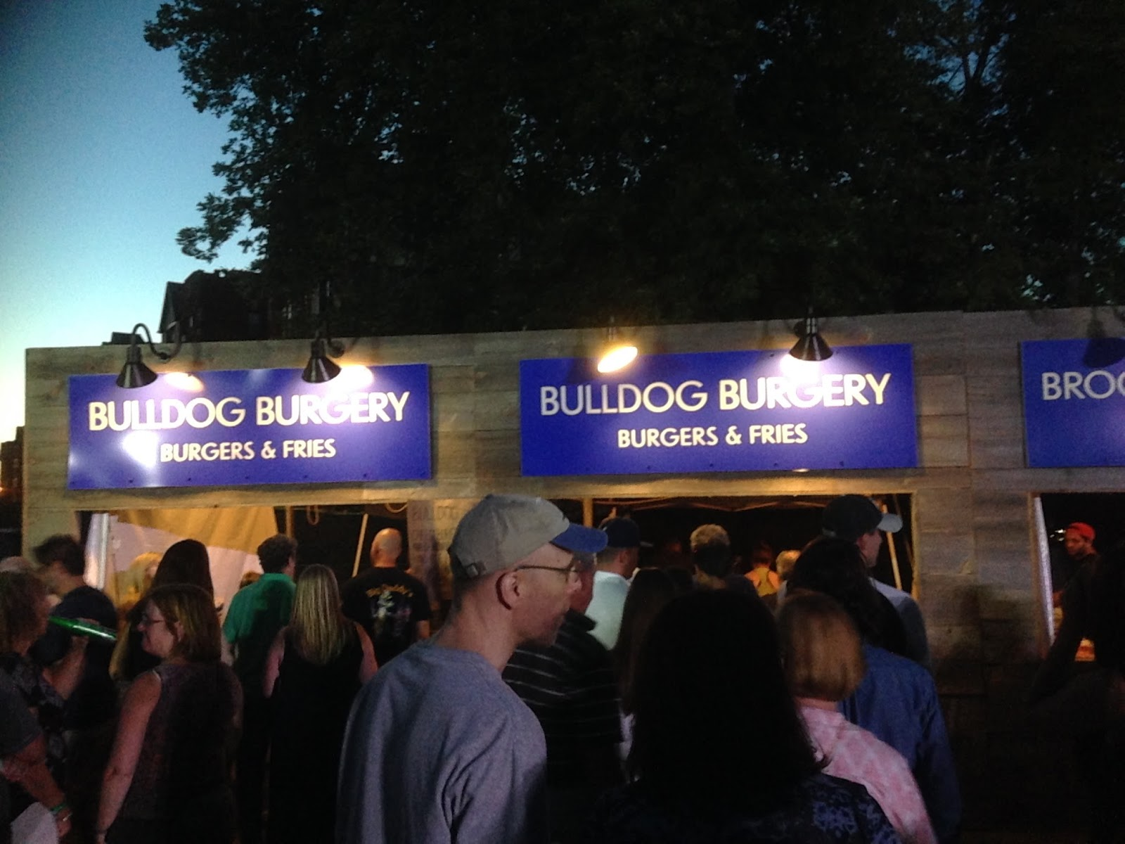 Along With Bulldog Burgery And The Manhattan Based Mayhem Stout It Would Be Cool To See Food Offerings Expand Further Next Season